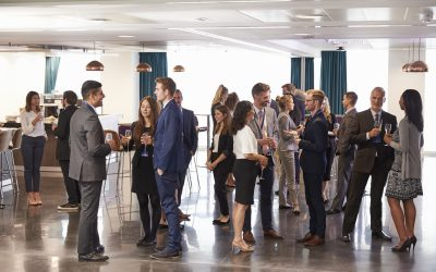 The Importance of Face-to-Face Networking